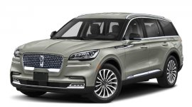 Lincoln Aviator Black Label 2021