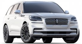 Lincoln Aviator Black Label AWD 2020