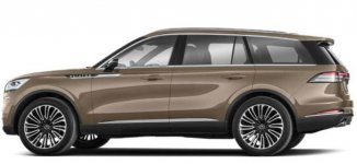 Lincoln Aviator Grand Touring AWD 2020