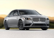 Lincoln Continental 2.7 Select 2019