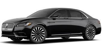 Lincoln Continental Black Label 2020