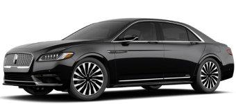 Lincoln Continental Black Label AWD 2020