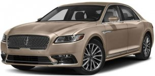 Lincoln Continental Standard AWD 2020