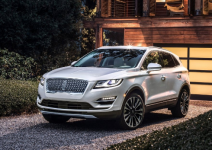 Lincoln MKC 2.3 EcoBoost AWD 2018