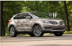 Lincoln MKX Reserve V6 2.7 AWD 2018
