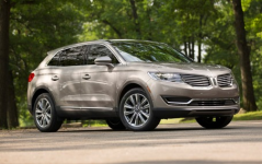 Lincoln MKX Select V6 3.7 AWD 2018