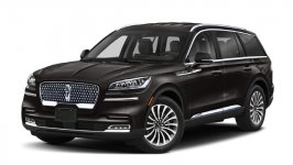 Lincoln Nautilus Black Label 2021