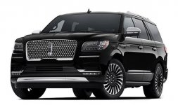 Lincoln Navigator L Black Label 2020