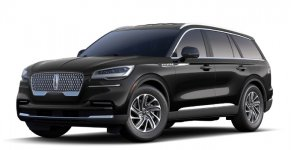 Lincoln Aviator Black Label 2022
