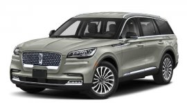 Lincoln Aviator Black Label Grand Touring 2022