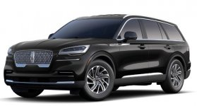 Lincoln Aviator Livery 2021