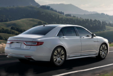 Lincoln Continental 3.0 Reserve 2019