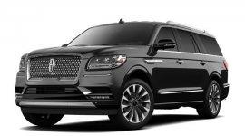 Lincoln Navigator Black Label 2022