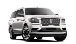 Lincoln Navigator L Black Label 2021