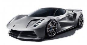 Lotus Evija 2020