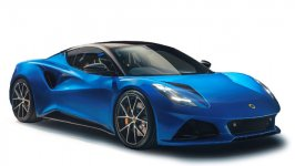 Lotus Emira V6 First Edition 2022