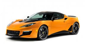 Lotus Evora Coupe 2021