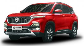 MG Hector Super Hybrid 2019