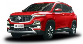 MG Hector Sharp Hybrid 2019
