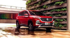 MG Hector Sharp Petrol 2019