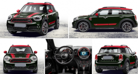 MINI Countryman John Cooper Works All4 2018