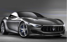 Maserati Electric Sports Car 2021