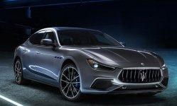 Maserati Ghibli Hybrid 2022