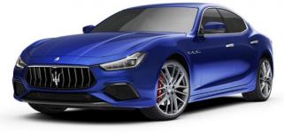 Maserati Ghibli S Q4 2018