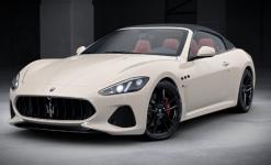 Maserati GranTurismo Convertible MC 2018