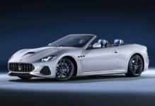 Maserati GranTurismo Convertible Sport 2018