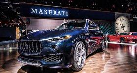 Maserati Levante S GranLusso 2020
