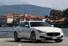Maserati Quattroporte GTS V8 2018