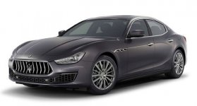 Maserati Ghibli S Q4 GranLusso 2021