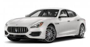 Maserati Quattroporte S Q4 GranSport 2021