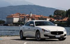 Maserati Quattroporte S Q4 (V6) 2018