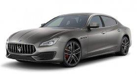 Maserati Quattroporte Trofeo 2022