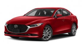 Mazda 3 Preferred Package FWD 2021