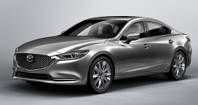 Mazda 6 Sedan 2.5 SkyActiv G AT 2019