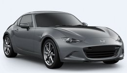 Mazda MX-5 Miata Grand Touring 2020