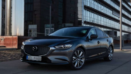 Mazda 6 SkyActiv-D 2.2 AT 2019