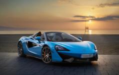 McLaren 570S Coupe 2018