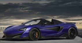 McLaren 600L 2020