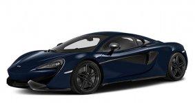 McLaren 570GT Coupe 2021