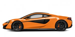 McLaren 570S Coupe 2022