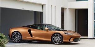 McLaren GT Coupe 2020