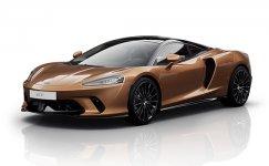 McLaren GT Coupe 2021