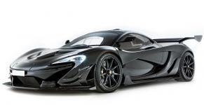 McLaren P1 3.8l V8