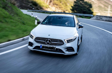 Mercedes A-Class A180d AMG Line Executive
