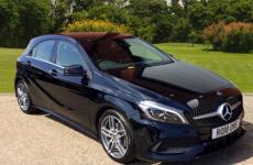 Mercedes A-Class A180d AMG Line Premium