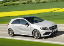 Mercedes A-Class A180d Sport Executive